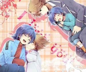 vanguard, kai, and Aichi image