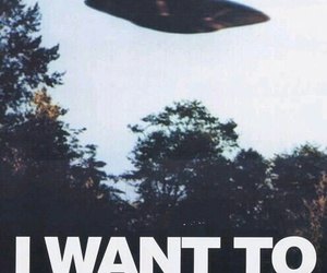 alien, space, and x-files image