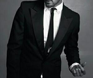 Hot, nick bateman, and suit image