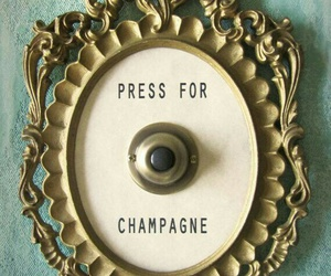 champagne and press image