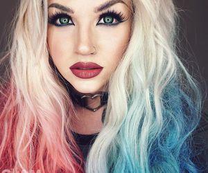 makeup, mykie, and beauty image
