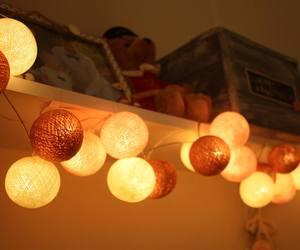 bulbs, room, and vintage image