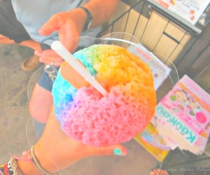 food, summer, and colorful image