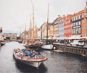 copenhagen and travel image