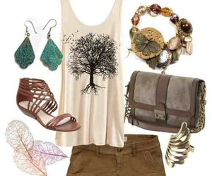 fashion and earth tones image