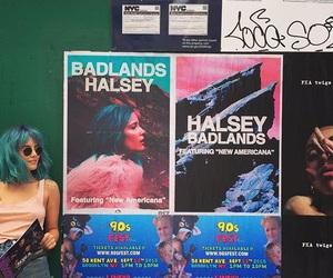 halsey, badlands, and indie image