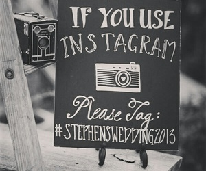 wedding, ideas, and instagram image