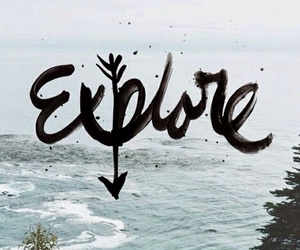 explore, summer, and wallpaper image