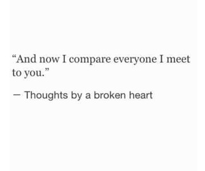 quotes, compare, and sad image