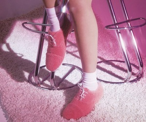 pink, shoes, and my dream image