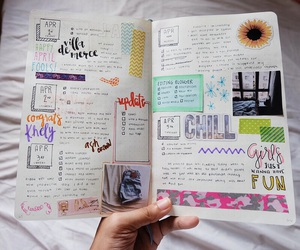 journal, tumblr, and cute image