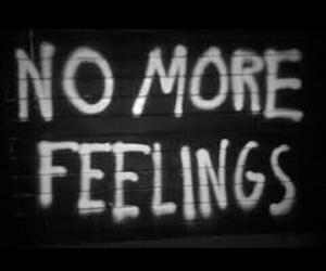 black, feelings, and no image
