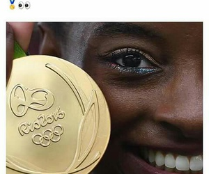 black is beautiful, champion, and rio 2016 image