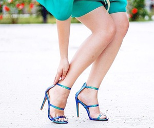 blogger, moda, and sandals image