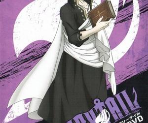anime, boy, and zeref image