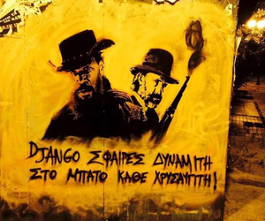 anarchy, greek quotes, and antifa image