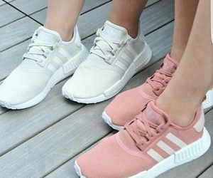 adidas, color, and shoes image