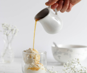 food, affogato, and sweet image