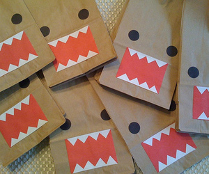 domo, rawr, and cute image