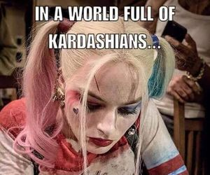 harley quinn, quote, and suicide squad image