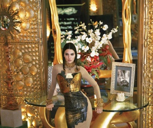 kendall jenner, beauty, and vogue image
