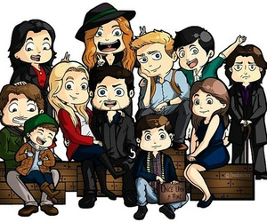 once upon a time, series, and emma swan image