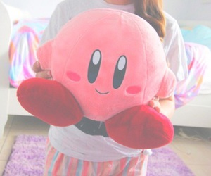 kirby, tumblr, and pink image