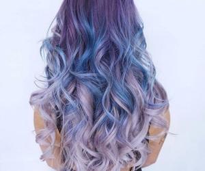 Beautiful Girls, beautiful hair, and hairstyle image