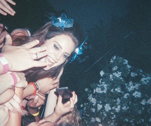 party, lanadelrey, and prettywhenyoucry image