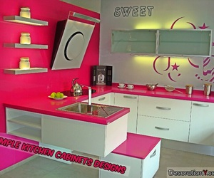 kitchen cabinet designs and simple kitchen cabinet image