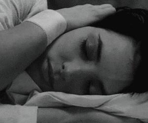 alone, cry, and sad image