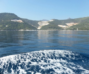 Greece, boottrip, and thassos image