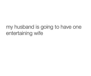 funny, husband, and future image