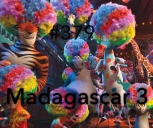 3, madagascar, and movie image