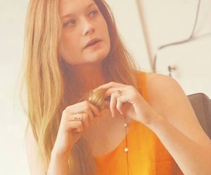 always, bonnie wright, and ginger image