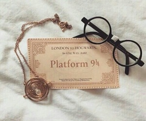 harry potter, hogwarts, and book image