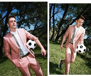 colton, soccer, and teen wolf image