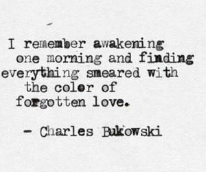 quotes, love, and charles bukowski image