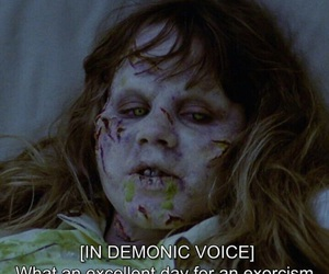 movie, quotes, and exorcism image