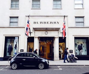 Burberry, fashion, and summer image