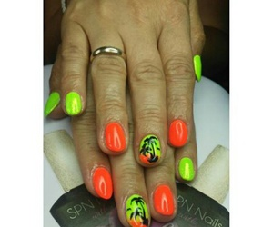 manicure, paznokcie, and nails image