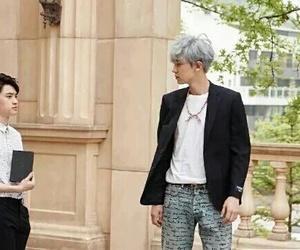exo, chansoo, and kyungsoo image