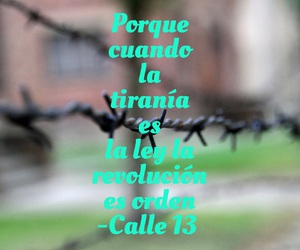 easel, calle 13, and adentro image