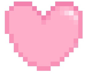 kawaii, pixels, and working png image