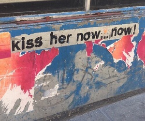 kiss, quotes, and now image