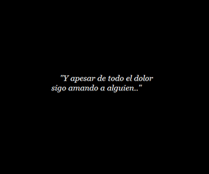 amor, black and white, and frases image