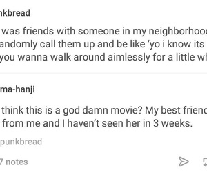 friendship, funny, and tumblr image
