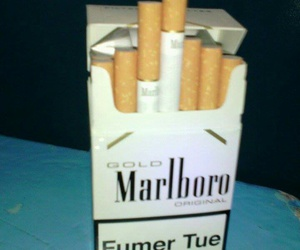 black, cigarette, and cigs image