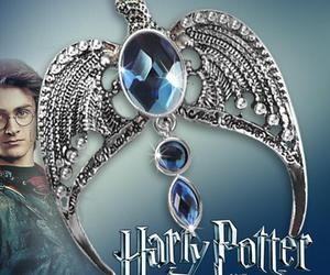 crown, harry potter, and necklace image