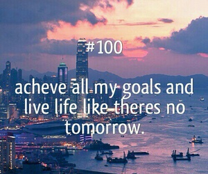 100, 100 things to do in life, and life image